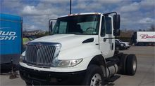 2011 INTERNATIONAL 4400 SBA