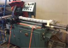 Scotchman Automatic Cold saw CP