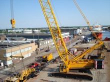 Used 2001 Demag CC 2