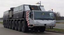 2005 Liebherr LG 1750 Mobile Cr