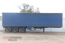 Haulmark 40FT Curtainsider Semi