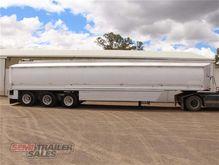 1993 Hockney 47,000LTR Fuel Tan