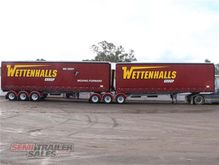2009 Lusty Tipping Curtainsider