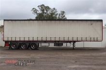 05/2003 Maxitrans 45FT Curtains
