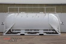 Kockums Pneumatic Bulk Dry Tank