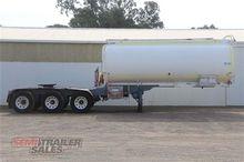 02/2002 Tieman Fuel Tanker Semi