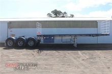 1982 Freighter 14 Pallet Flat T