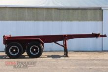 Krueger 20FT Skel Trailer