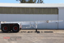 Custom 20FT Skel Trailer