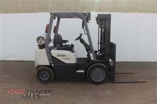 2006 Crown CG25P3 Forklift