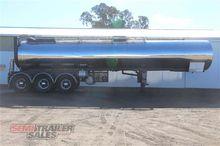 1987 Jarmyn 40FT Bitumen Tanker