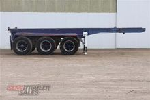 Fruehauf 20FT Skel Semi Trailer
