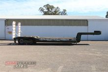 Custom Low Loader Semi Trailer