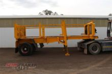 1971 McGrath Drill Rod Trailer