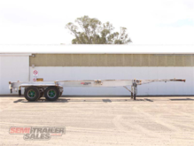 1980 Krueger 40FT Skel Trailer