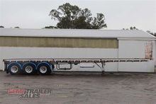 02/1999 GTE 40FT Flat Top Semi