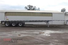 08/2008 Maxitrans 45FT Flat Top