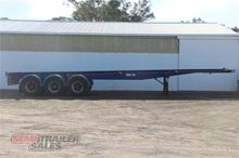 Custom 40FT Skel Trailer