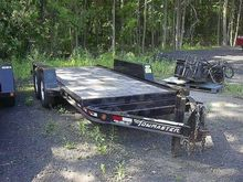 2014 Towmaster T12DT Trailer
