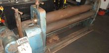 Used Steco Roll Bend