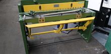 Warco foot shear
