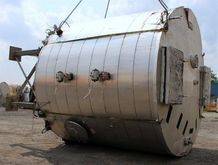 Nooter 13000 Gal Stainless Stee