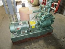 15 HP Robuschi Liquid Ring Vacu