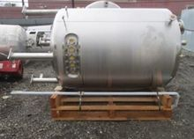 T&C 792 Gal Stainless Steel Rea