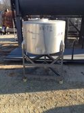 110 Gal Unknown Stainless Steel