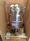 36 Gal DCI Stainless Steel Reac