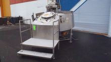 400 Gal Lee Stainless Steel Rea