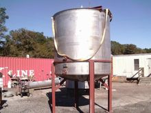 2000 Gal Perry Stainless Steel