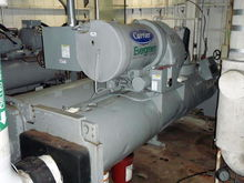 300 Ton Carrier Chiller 4490