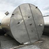 6000 Gal Unknown Stainless Stee