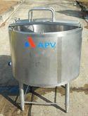 325 Gal Crepaco Stainless Steel