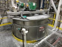 Used 850 Gal Alloy F