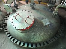 2000 Gal RAS Process Equipment