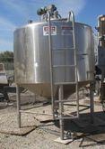 800 Gal Stainless Steel Tank