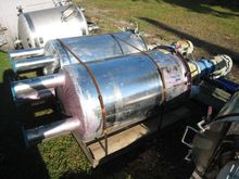 78 Gal Stainless Steel Tank 817