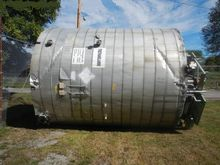 Used 9500 Gal Stainl