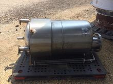 70 Gal Walker  Stainless Steel
