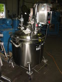 60 Gal Stainless Steel Reactor