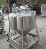 100 Gal Precision Stainless  In