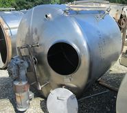 1100 Gal  Stainless Steel Mix T