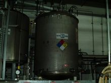 5000 Gal Alloy Fab Stainless St