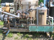 7.5 CFM Graham Vacuum Pump 8084