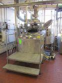 150 Gal Stainless Steel Reactor