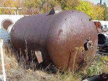 3000 Gal Carbon Steel Reactor 1