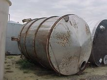 5000 Gal Stainless Steel Tank 1