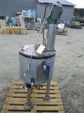 30 Gal Stainless Steel Tank 582